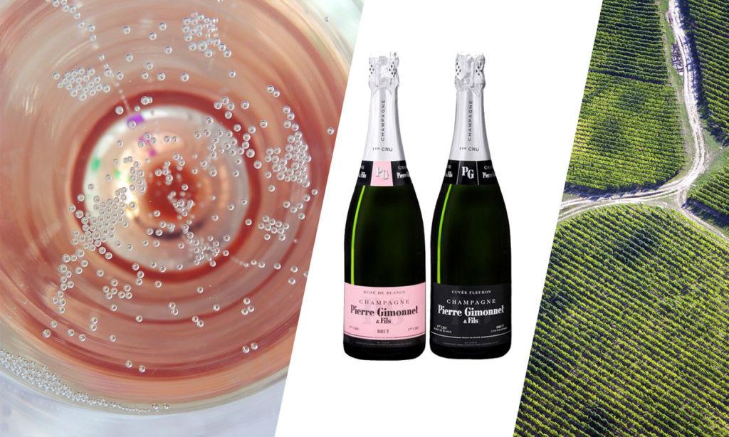 Saint Valentin : Champagne Pierre Gimonnet & Fils