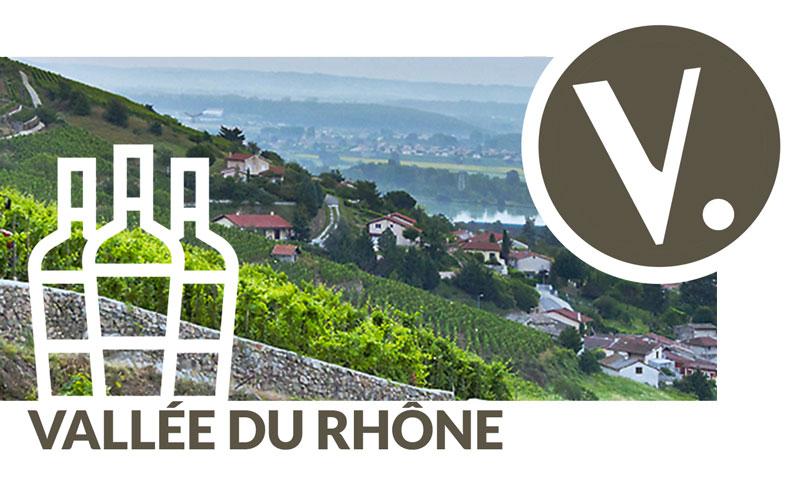 Coffret découverte Vinothentis Vallée du Rhône